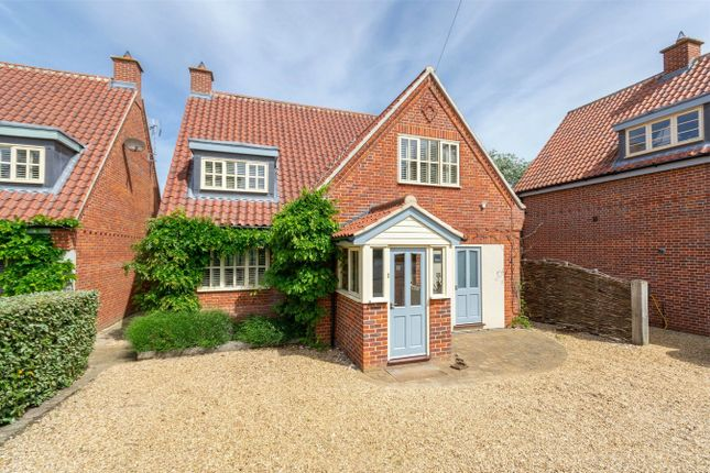 Thumbnail Detached house for sale in Wodehouse Road, Old Hunstanton, Hunstanton