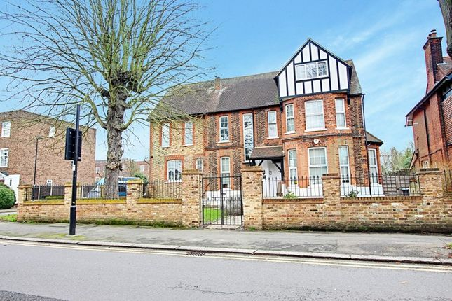 Thumbnail Property for sale in Wellington Road, Enfield