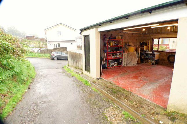 Garage of Enid Street, Tonypandy CF40