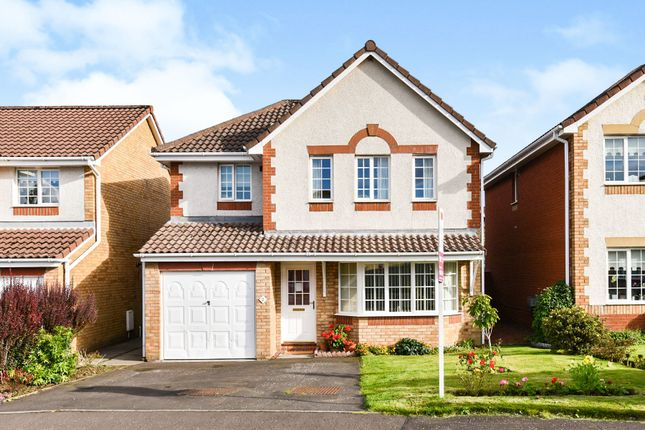 Thumbnail Detached house for sale in Newmilns Garden, Kilmarnock