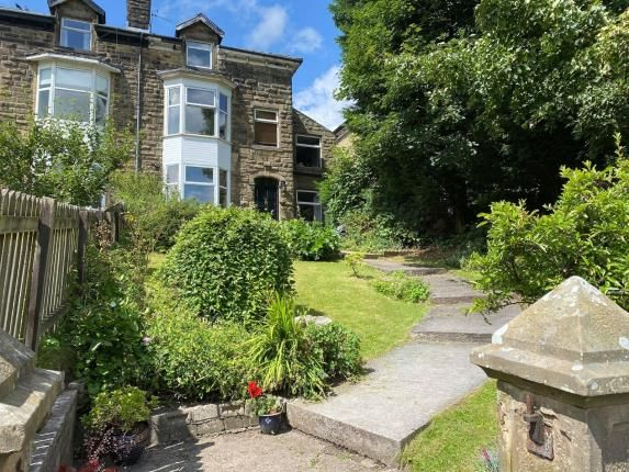 Thumbnail Semi-detached house for sale in Corbar Road, Buxton, Derbyshire
