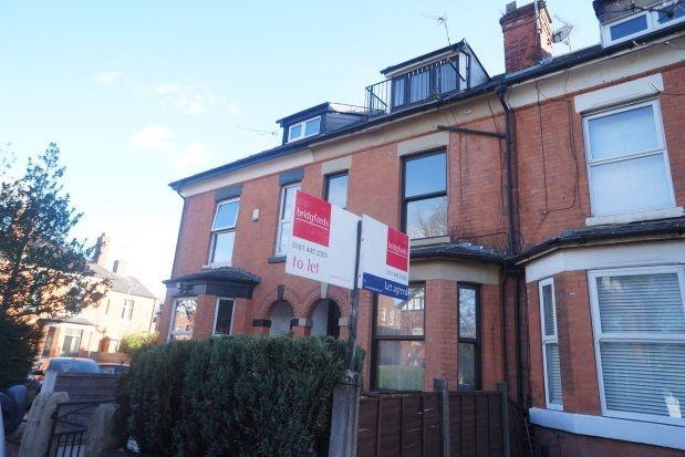 Thumbnail Flat to rent in Burton Road, West Didsbury