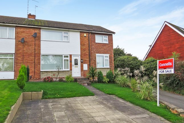 Thumbnail Semi-detached house for sale in Millbank, Warwick
