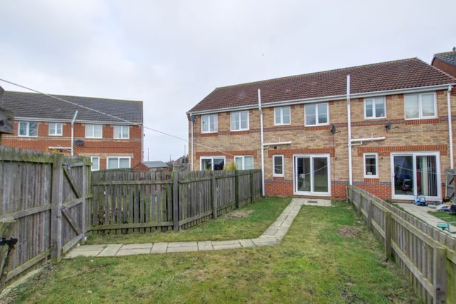 Thumbnail Terraced house for sale in Wellfield Court, Murton, Seaham