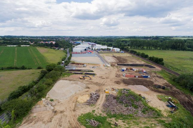 Thumbnail Land for sale in New Lion Barn Industrial Estate, Needham