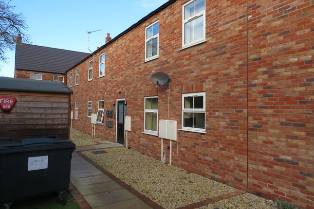 Thumbnail Flat for sale in Shakespeare Mews, Lincoln