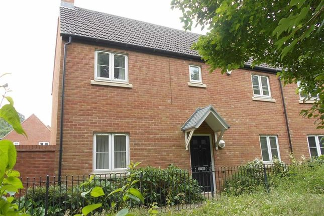 Thumbnail Semi-detached house for sale in The Rope Walk, Dursley
