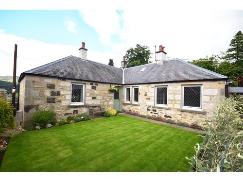 Thumbnail Cottage to rent in Knockard Road, Pitlochry PH16,