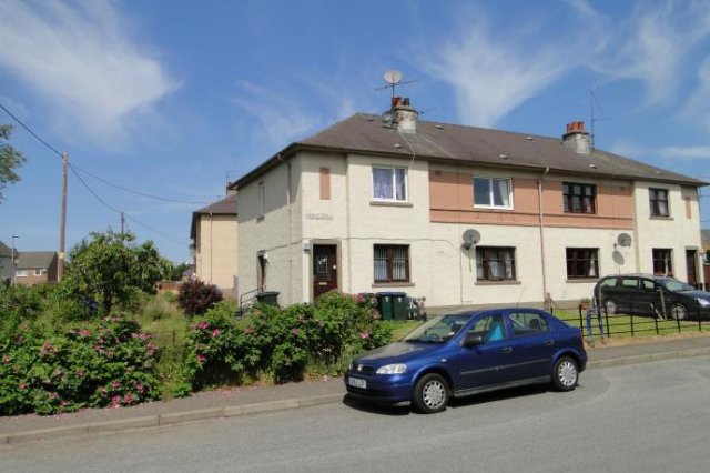 Thumbnail Flat to rent in 20 Kings Road, Coupar Angus Blairgowrie