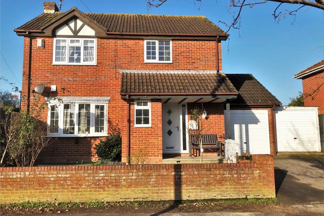 Thumbnail Detached house for sale in Lake Road, Kinson, Bournemouth, Dorset