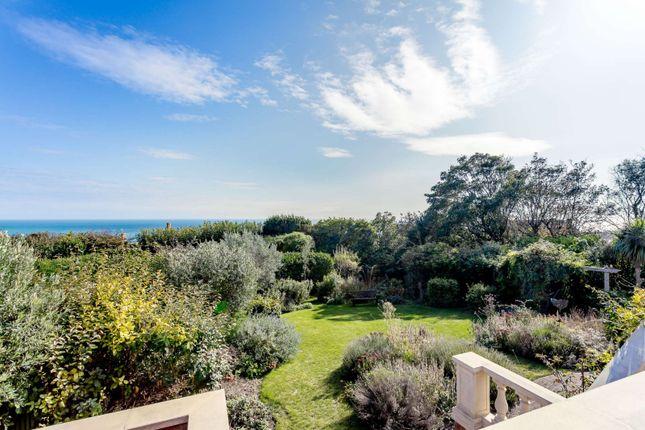 Garden of Roedean Crescent, Brighton, East Sussex BN2