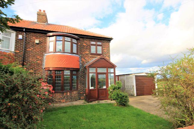 Thumbnail Semi-detached house for sale in Pesspool Lane, Durham
