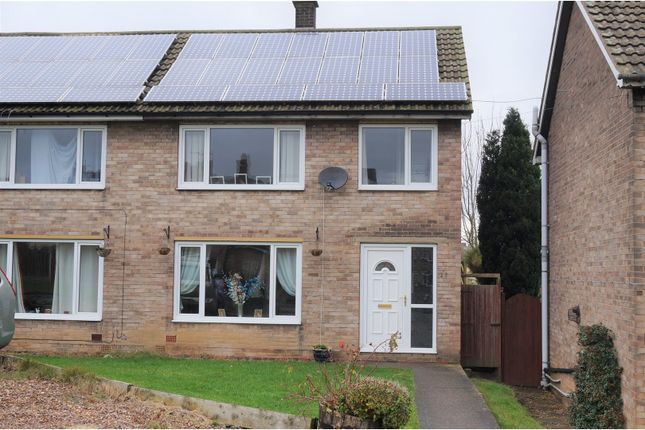 Thumbnail Semi-detached house for sale in Silkstone View, Hoyland, Barnsley