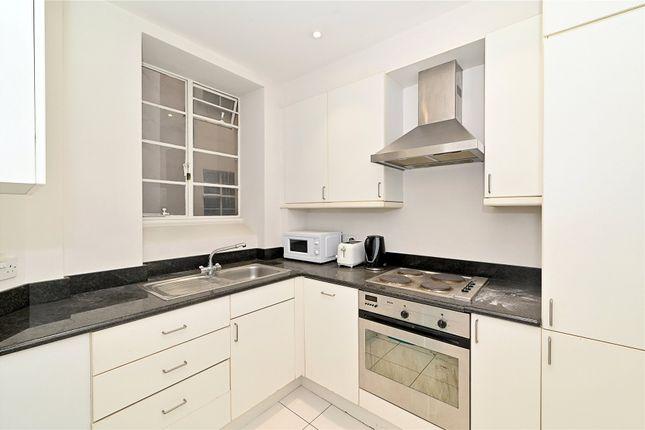 Kitchen of Crompton Court, Brompton Road, London SW3