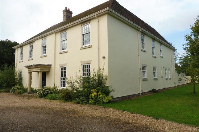 Thumbnail Detached house to rent in Church Lane, Rushford, Thetford