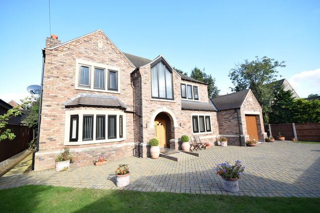 Thumbnail Detached house for sale in Warnington Drive, Bessacarr, Doncaster, South Yorkshire