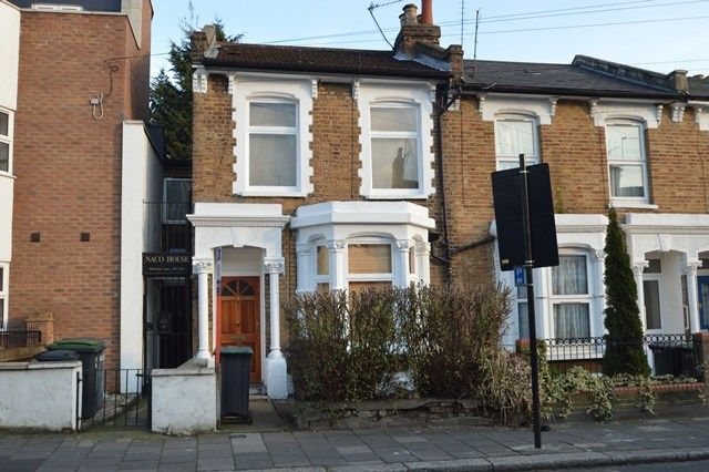 Terraced house to rent in Black Boy Lane, London