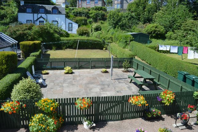 Garden At Rear of Upper Flat, Eastercraigs, 71, Ardbeg Road, Rothesay, Isle Of Bute PA20