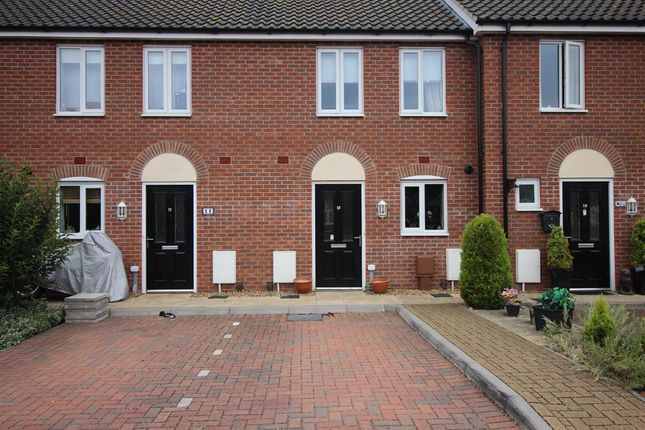Thumbnail Terraced house for sale in Bartrums Mews, Diss
