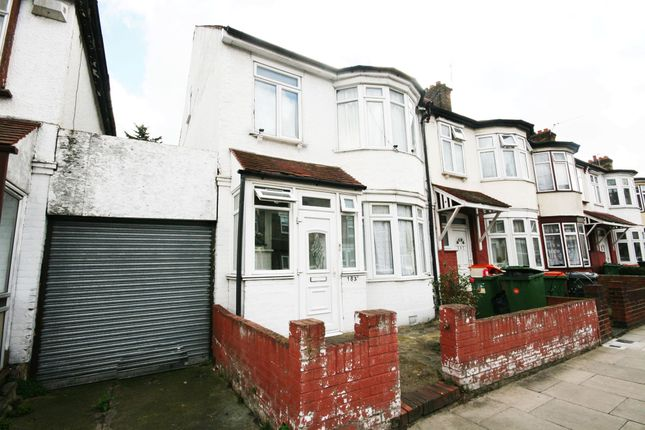 Thumbnail Semi-detached house for sale in Dersingham Avenue, London