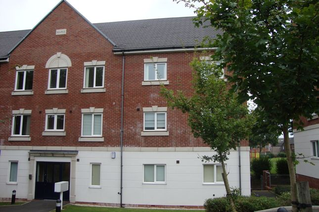 Thumbnail Flat to rent in Birches Rise, Northwood, Stoke-On-Trent