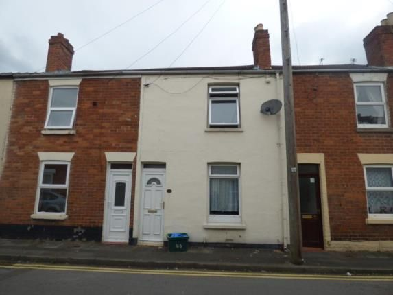 Thumbnail Terraced house for sale in Wellesley Street, Gloucester