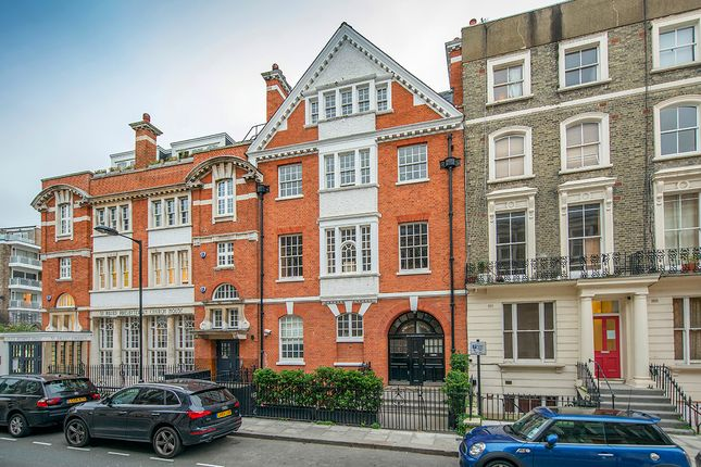 Thumbnail Block of flats for sale in Newton Road, London
