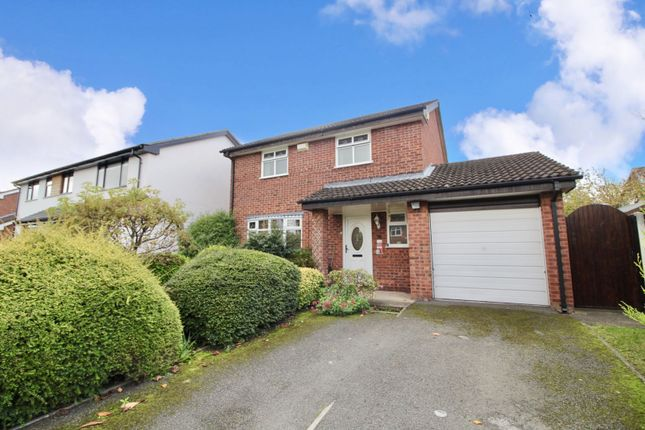 4 bed detached house for sale in Campbell Close, Rossett LL12