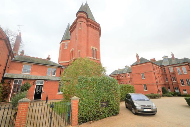 Thumbnail Semi-detached house for sale in Brandesbury Square, Repton Park, Woodford Green