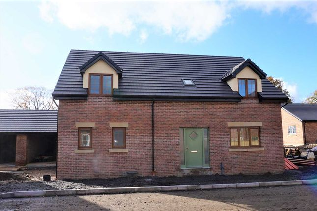 Thumbnail Detached house for sale in Llys Tirnant, Fforestfach, Tycroes, Ammanford