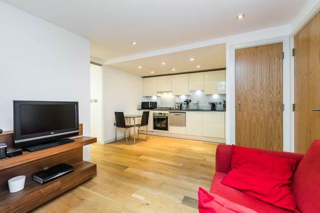 Thumbnail Flat to rent in Allsop Place, Marylebone, London