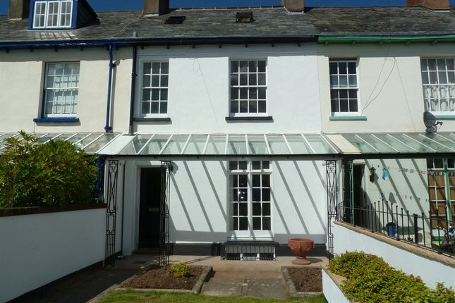 Thumbnail Terraced house for sale in Twyford Place, Tiverton