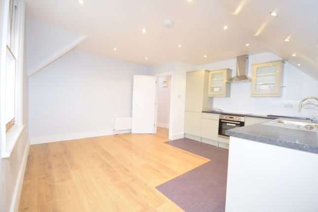 Thumbnail Flat to rent in Anson Road, London