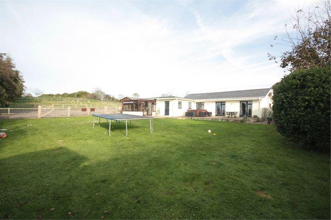 Thumbnail Detached bungalow for sale in Les Hamonnets, St. John, Jersey
