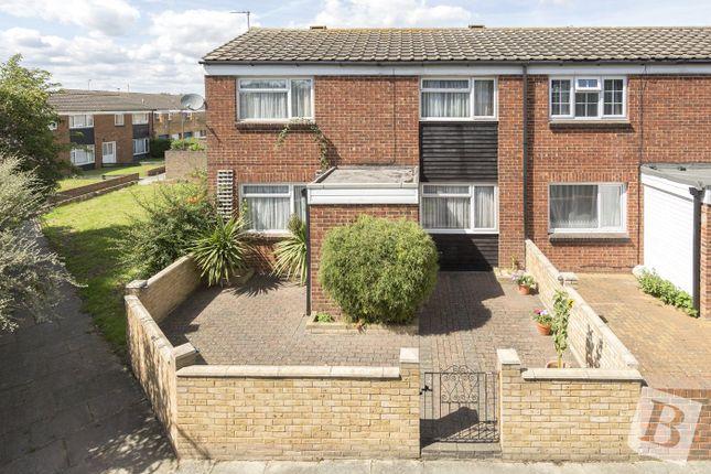 Thumbnail End terrace house for sale in Dowding Walk, Northfleet, Gravesend, Kent