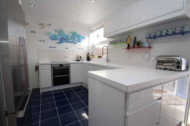 Thumbnail End terrace house for sale in Mude Gardens, Mudeford
