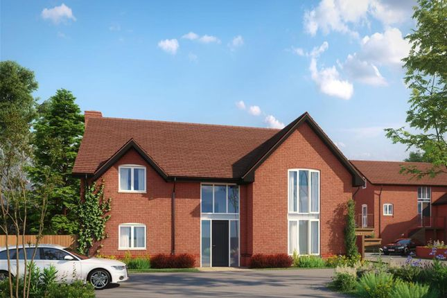 Thumbnail Detached house for sale in Bear Hill, Alvechurch, Birmingham
