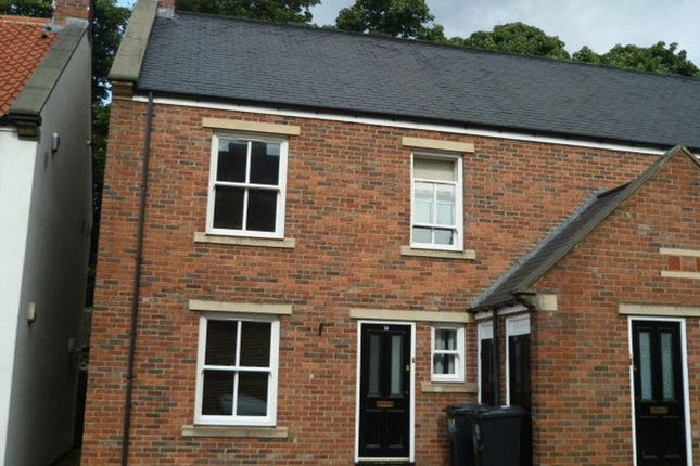 Thumbnail Flat to rent in Silver Street, Bishop Auckland