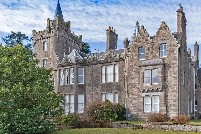 Thumbnail Flat for sale in Finavon Castle, Forfar, Angus