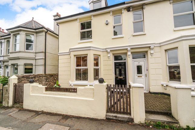 Thumbnail Semi-detached house for sale in St. Stephens Road, Saltash