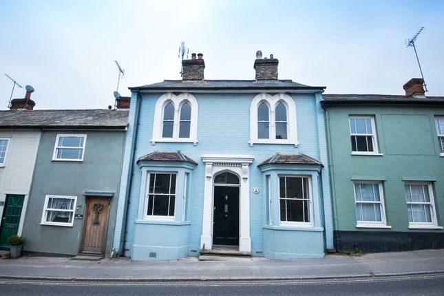 Thumbnail Terraced house for sale in Mill End, Thaxted, Dunmow
