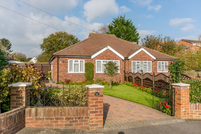 Thumbnail Semi-detached bungalow for sale in Audley Close, Addlestone