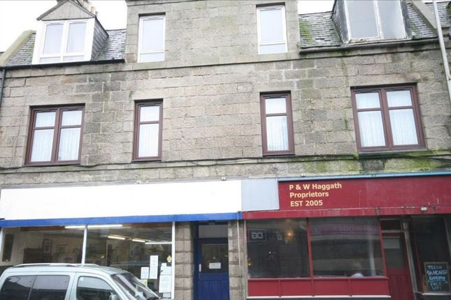 Thumbnail Flat for sale in High Street, Fraserburgh