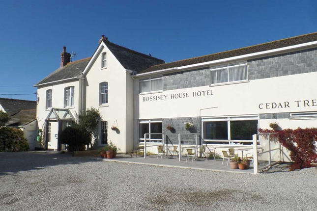Thumbnail Hotel/guest house for sale in Bossiney, Tintagel