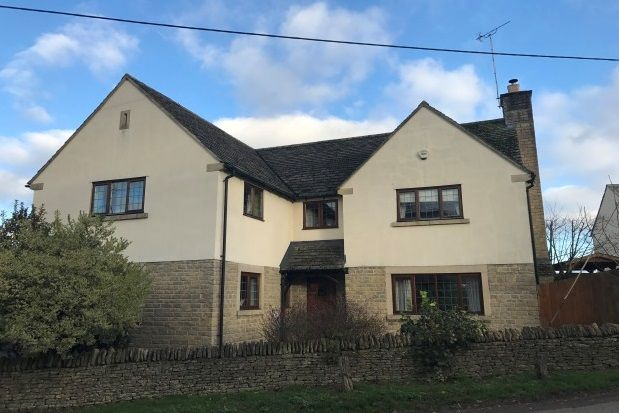 Thumbnail Detached house to rent in Burton Farm Close, Burton, Chippenham