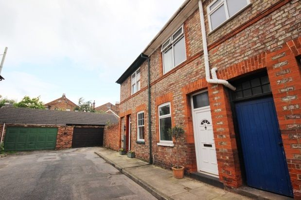Thumbnail Terraced house to rent in Levisham Street, York