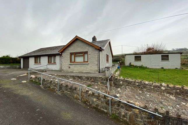 3 bed bungalow for sale in Pontsian, Llandysul SA44