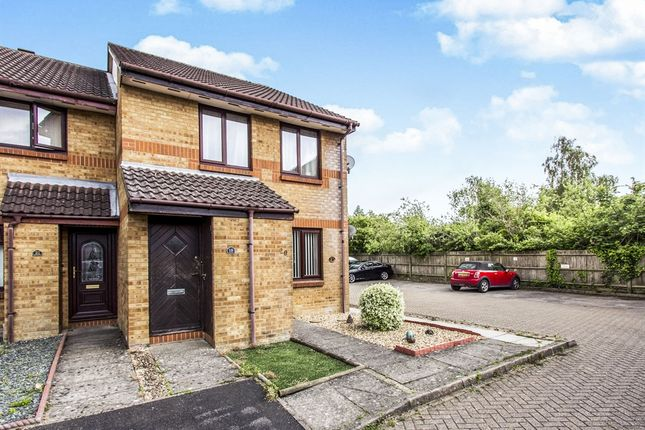 Thumbnail Maisonette for sale in Waterloo Way, Ringwood