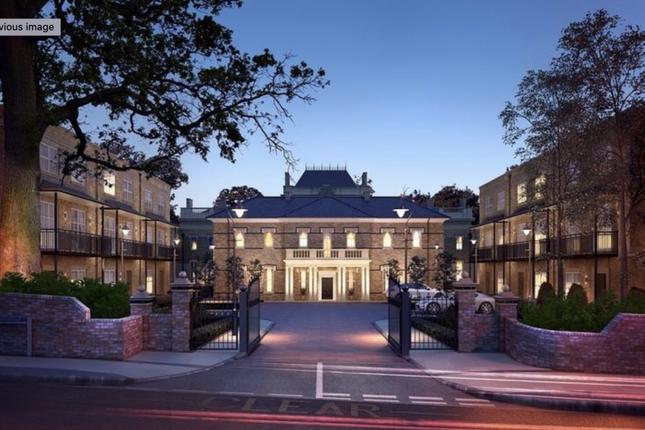 Thumbnail Flat for sale in Chambers Park Hill, Wimbledon