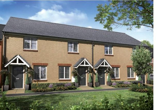 Thumbnail Terraced house for sale in Lands End Way, Oakham